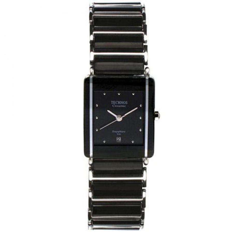 Relógio Technos Feminino Elegance Ceramic Safira 1N12AC 1P 91d9f381c7
