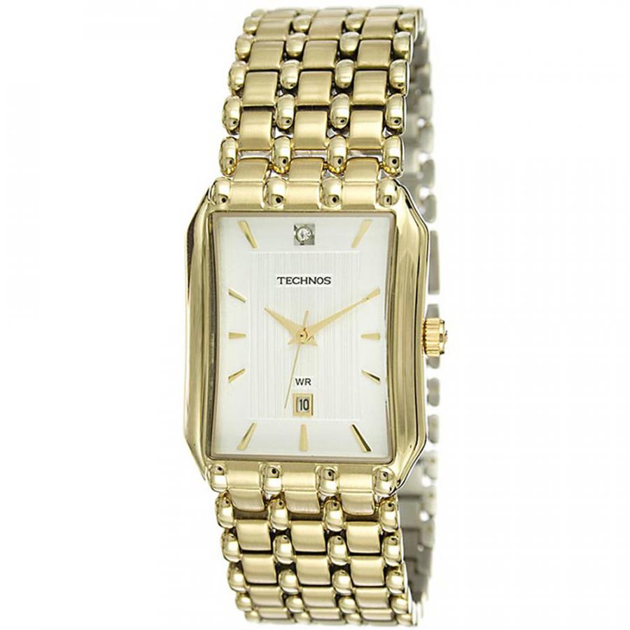 46a46caa8a5 Relógio Technos Elegance Dourado 1N12AR 4K