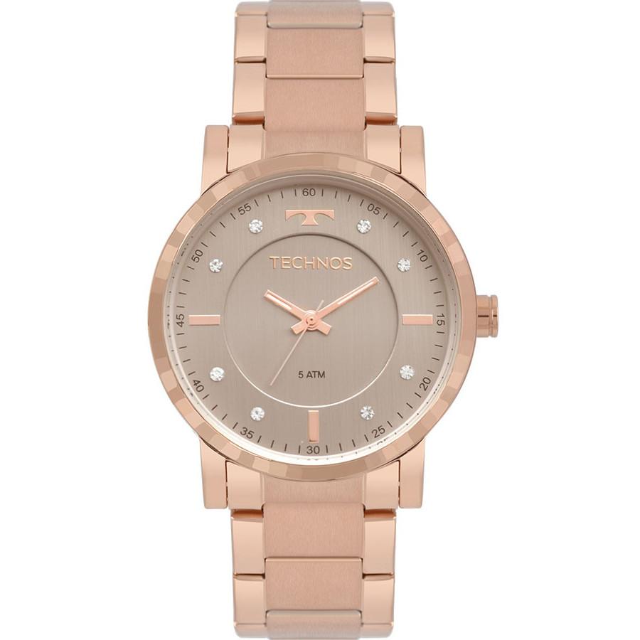 Relógio Technos Feminino Fashion Trend Rosé 2036MJQ 4C fe7076f61a