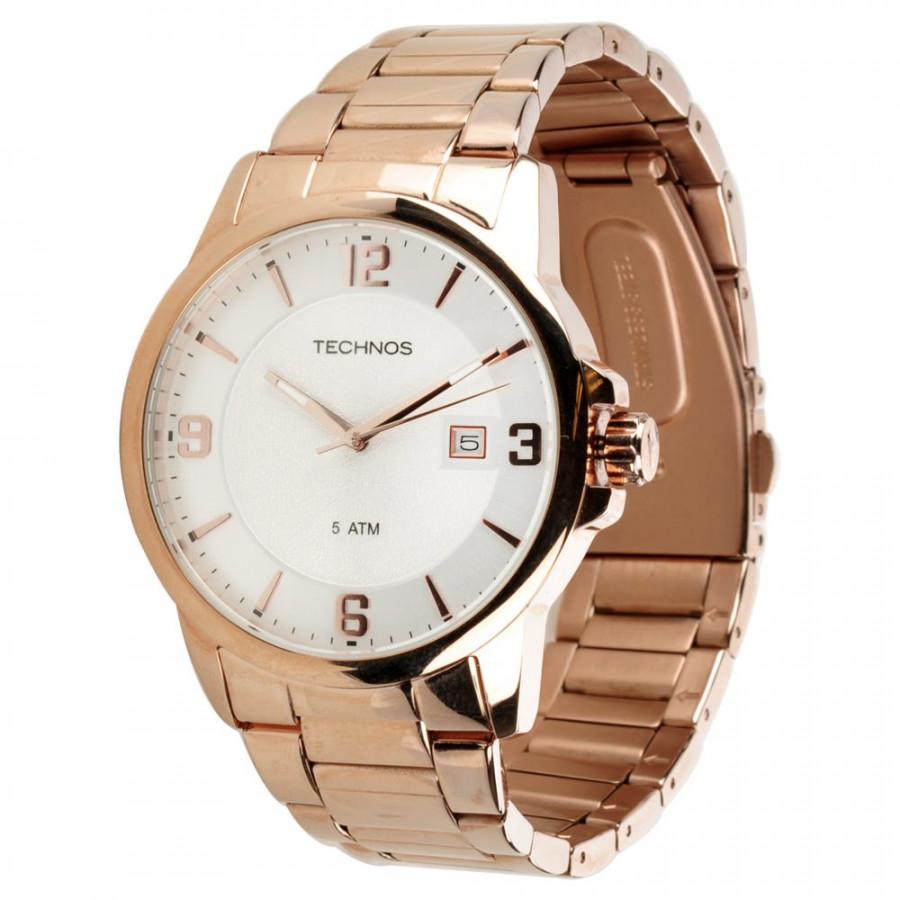 Relógio Technos Feminino Elegance Dress 2115HL 4K 18fa996aa6