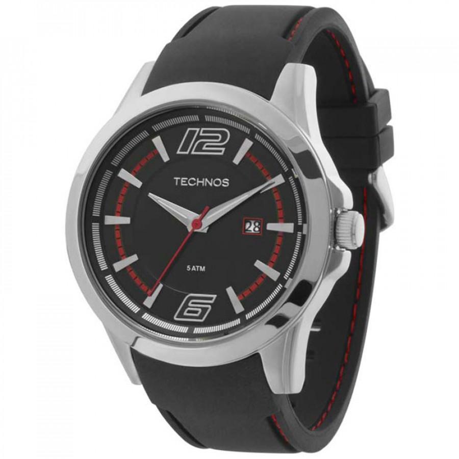 716ea44c75f Relógio Technos Masculino Performance Racer 2115KOO 8R com Pulseira de  Silicone