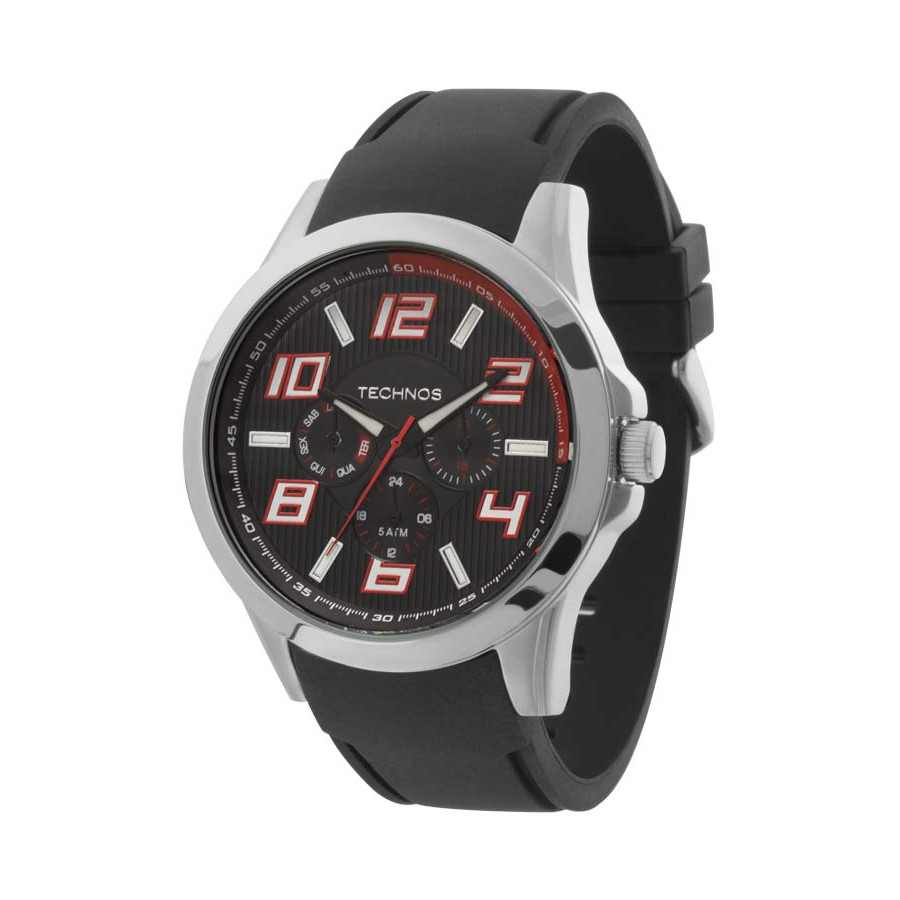 7834f8a6e32 Relógio Technos Masculino Performance 6P29AHS 8R