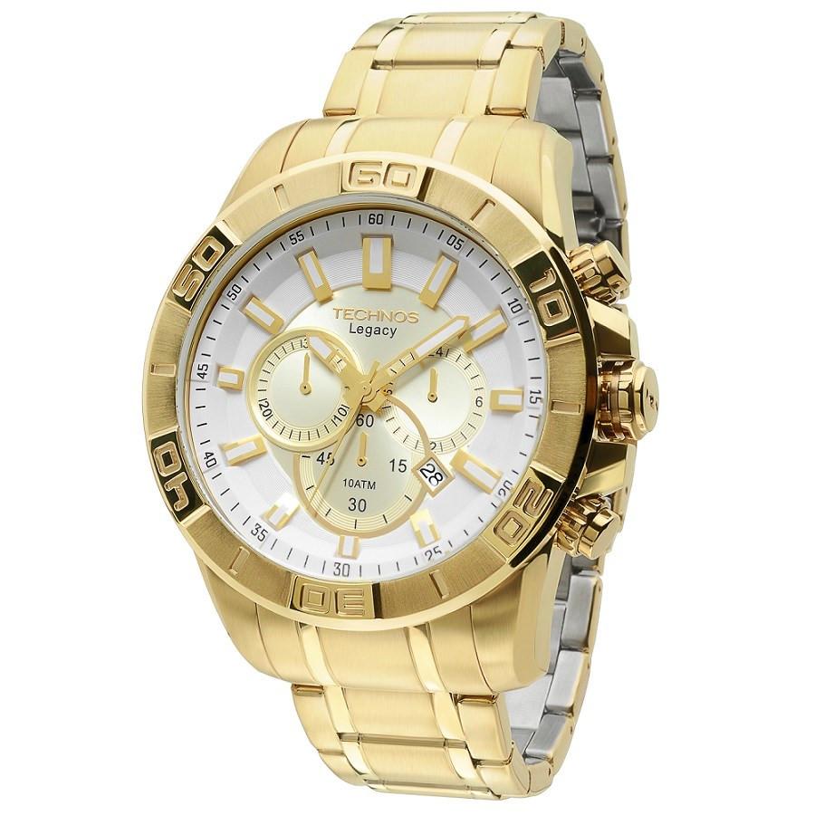 Relógio Technos Masculino Classic Legacy JS25AN 4B e5af20f465