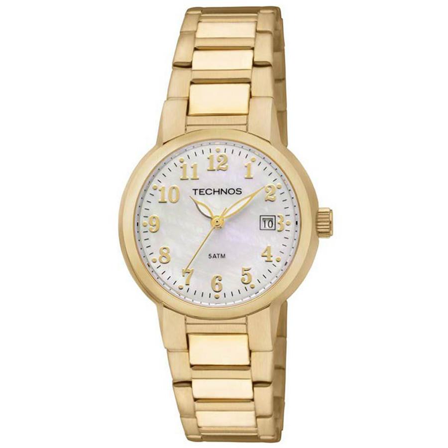 e8fde1926d6 Relógio Technos Elegance Feminino Boutique GN10AH 4K