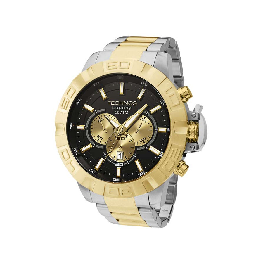 Relógio Technos Masculino Classic Legacy JS25AZ 5P 4bba8e79cf