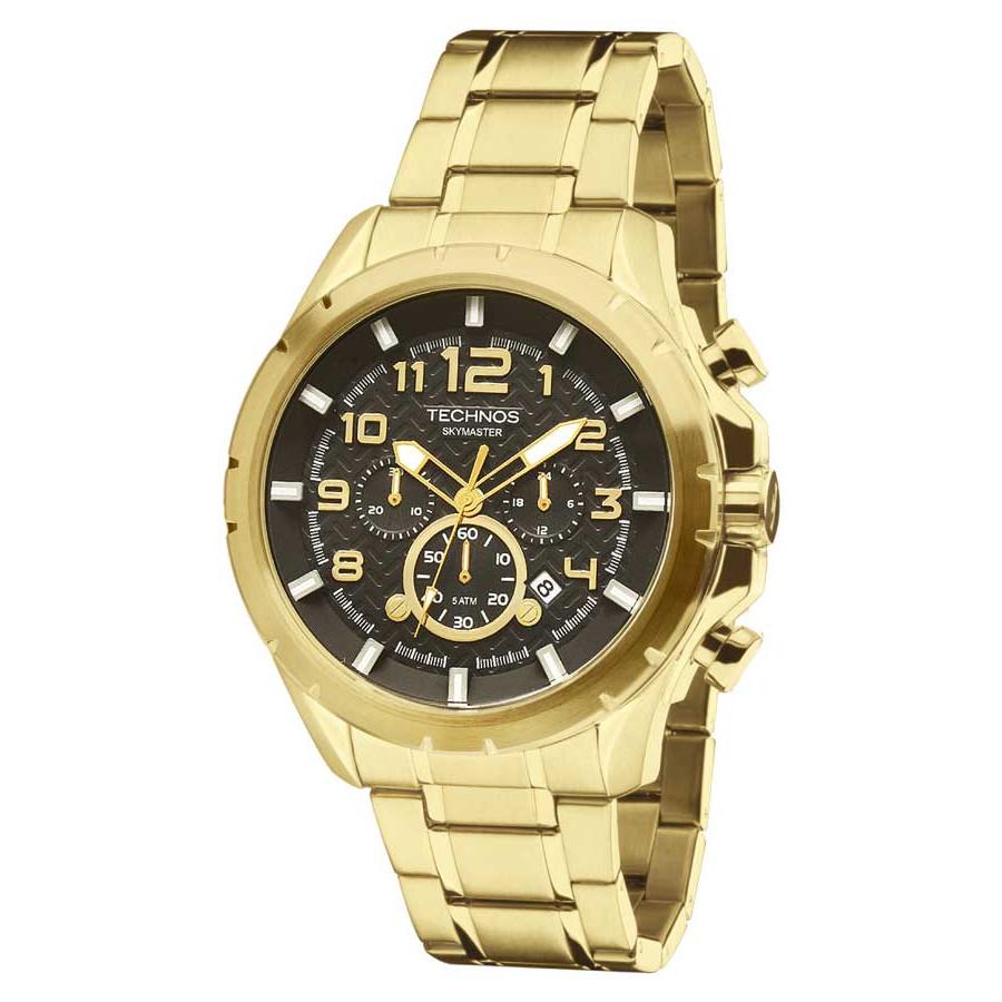 Relógio Technos Masculino Performance Skymaster JS25BF 4P 7bd0ad9122