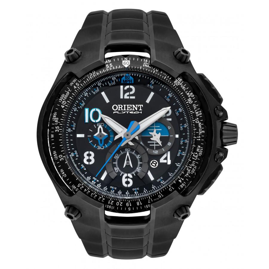 7838b476f80 Relógio Orient Masculino Flytech Titanium MPTTC001P2PX