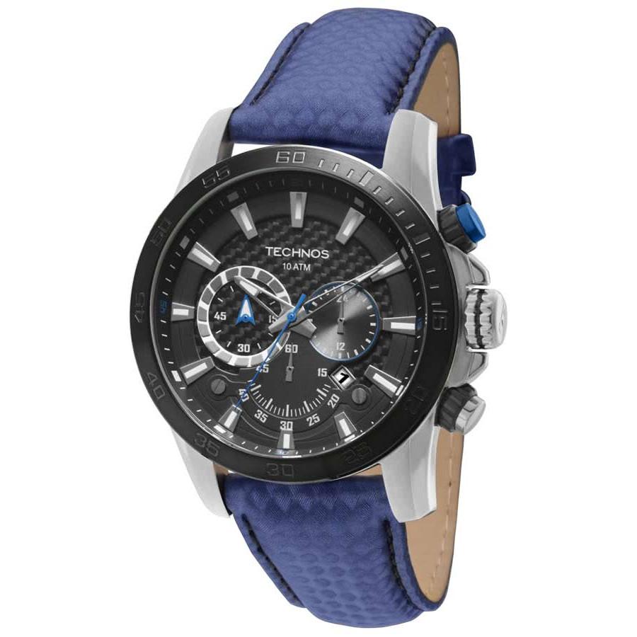 8c8489e5358 Relógio Technos Masculino Performance Sports Carbon OS2ABB 0A