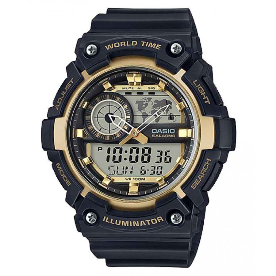 Relógio Casio Masculino AEQ200W9AVDF 90f2a78721