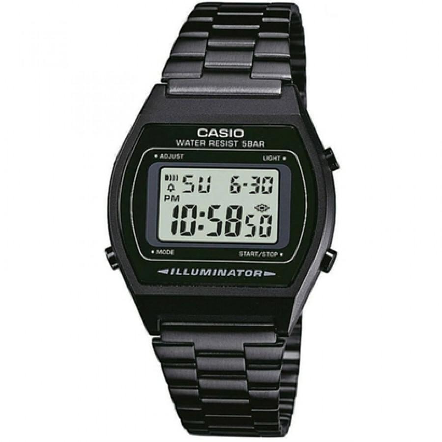 684d4f7977a Relógio Casio Vintage Digital Preto B640WB1ADF