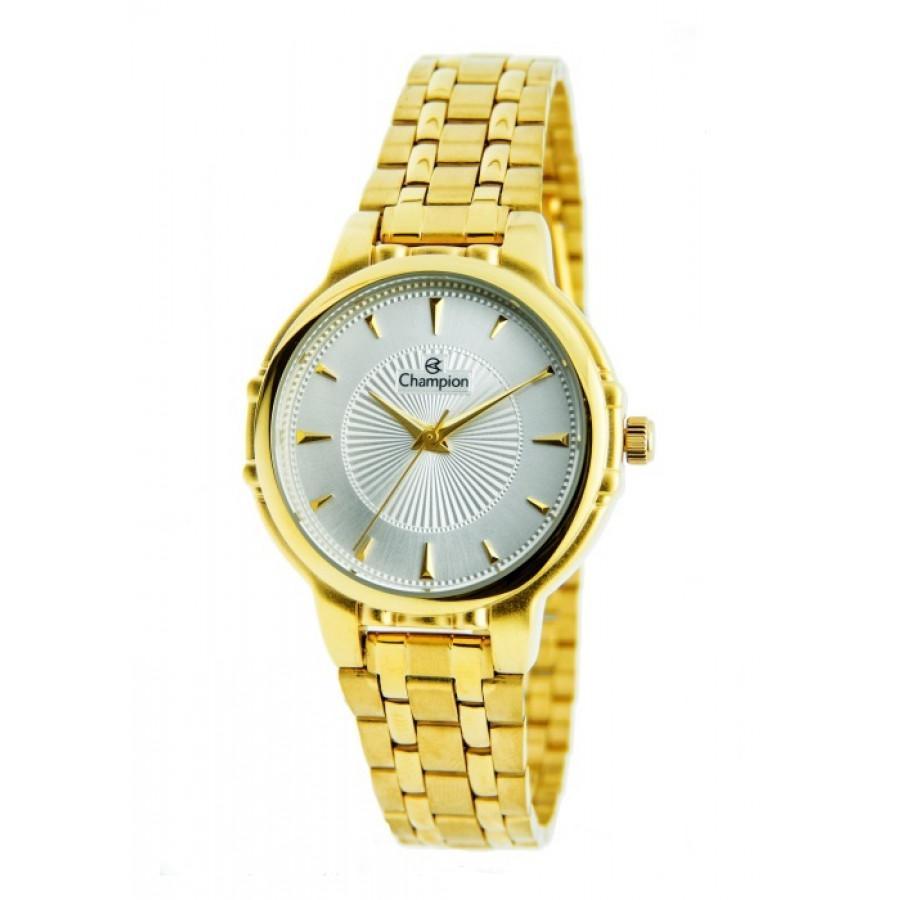 97d89161df1 Relógio Champion Dourado Feminino CN28400H