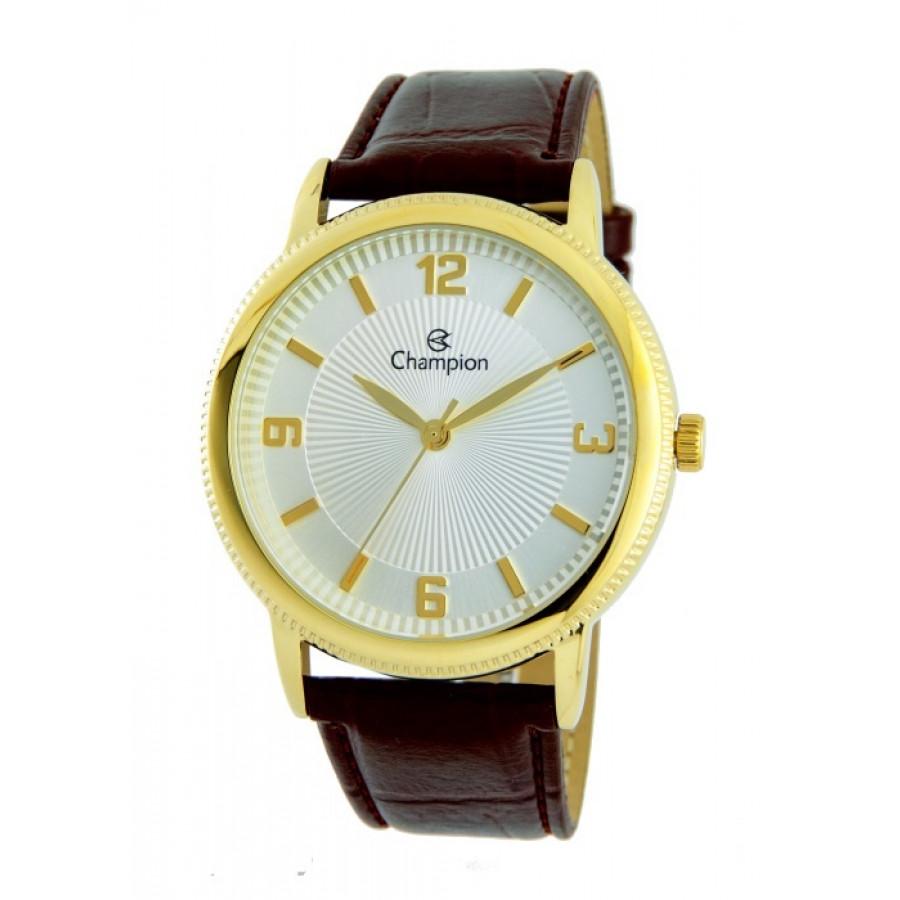 d965b196ac1 Relógio Champion com Pulseira de Couro CN20408S