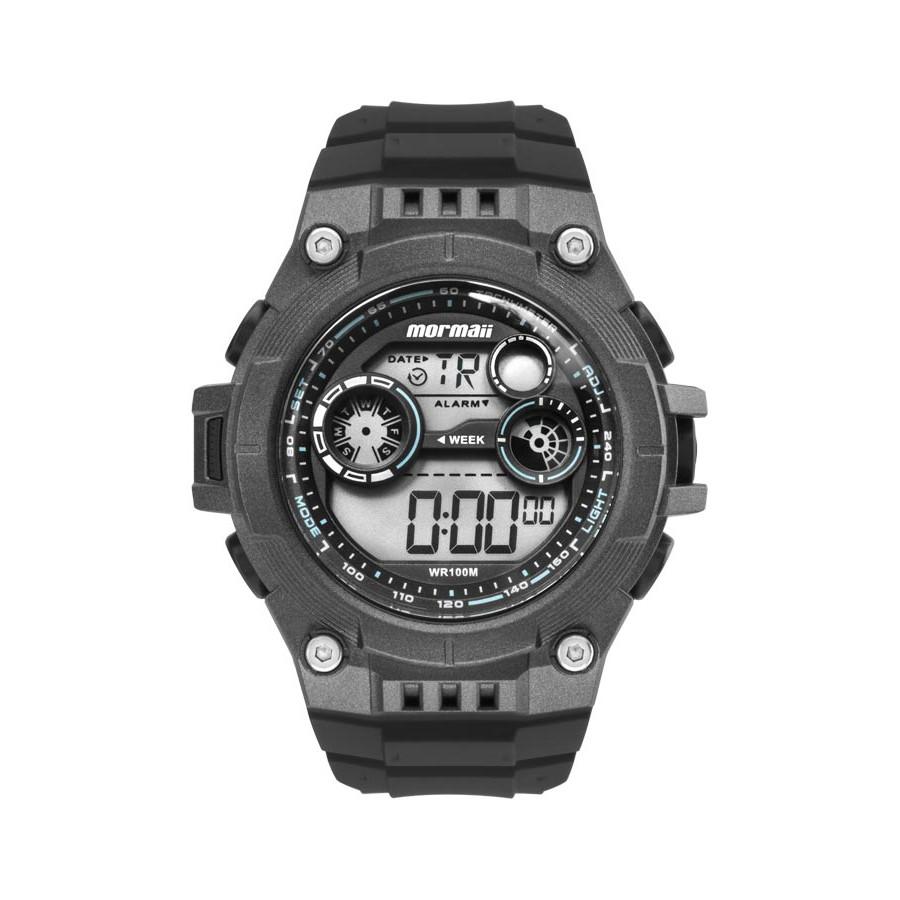 1be0c62192c63 Relógio Mormaii Masculino Digital MO9000B 8A