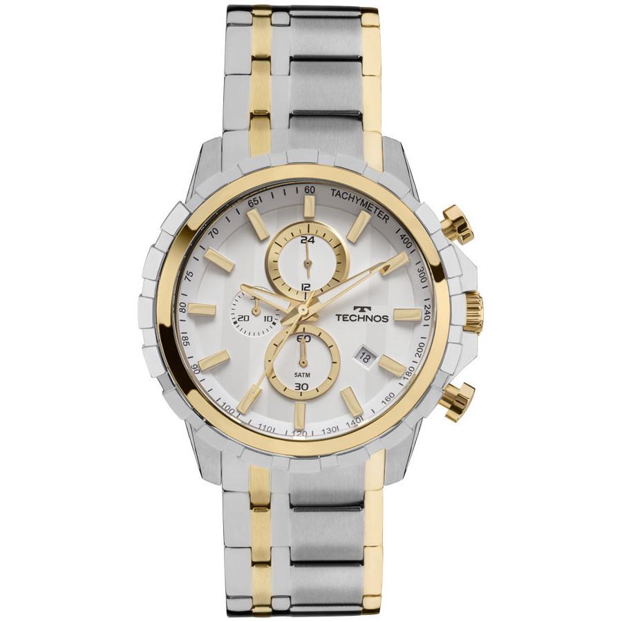 06112d3875494 Relógio Technos Masculino Skymaster JS15EZ 5B
