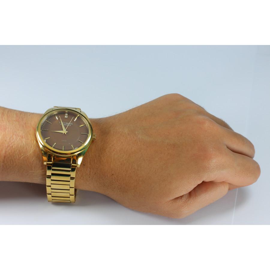 Relógio Technos Elegance Feminino St. Moritz 2036LOU 4M 2f7719f751