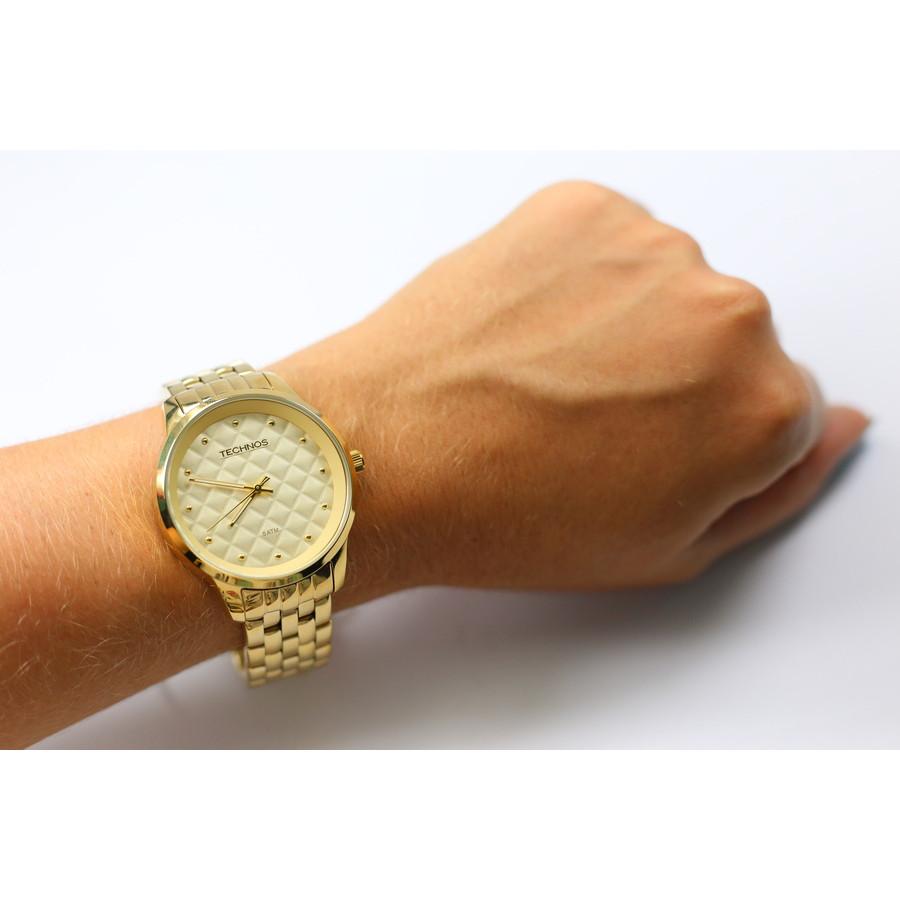 836f2e0cf9083 Relógio Technos Feminino Fashion Trend 2035LWM 4X