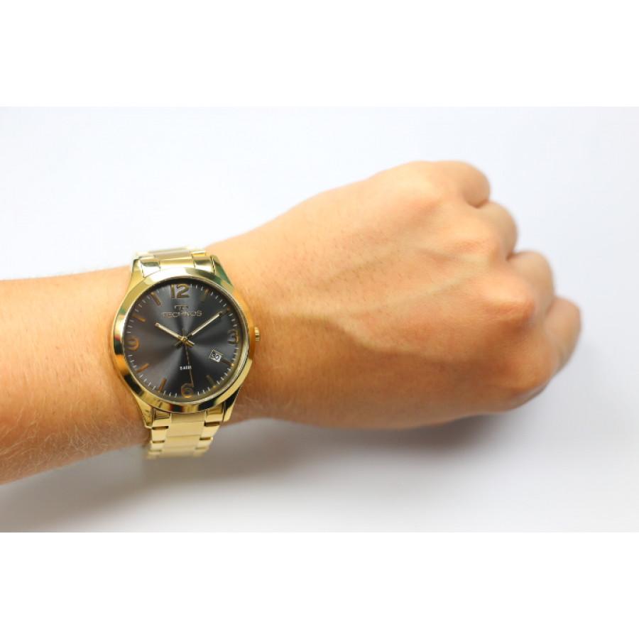 cb83c69a169d0 Relógio Technos Dourado Feminino Elegance Dress 2315ACD 4C