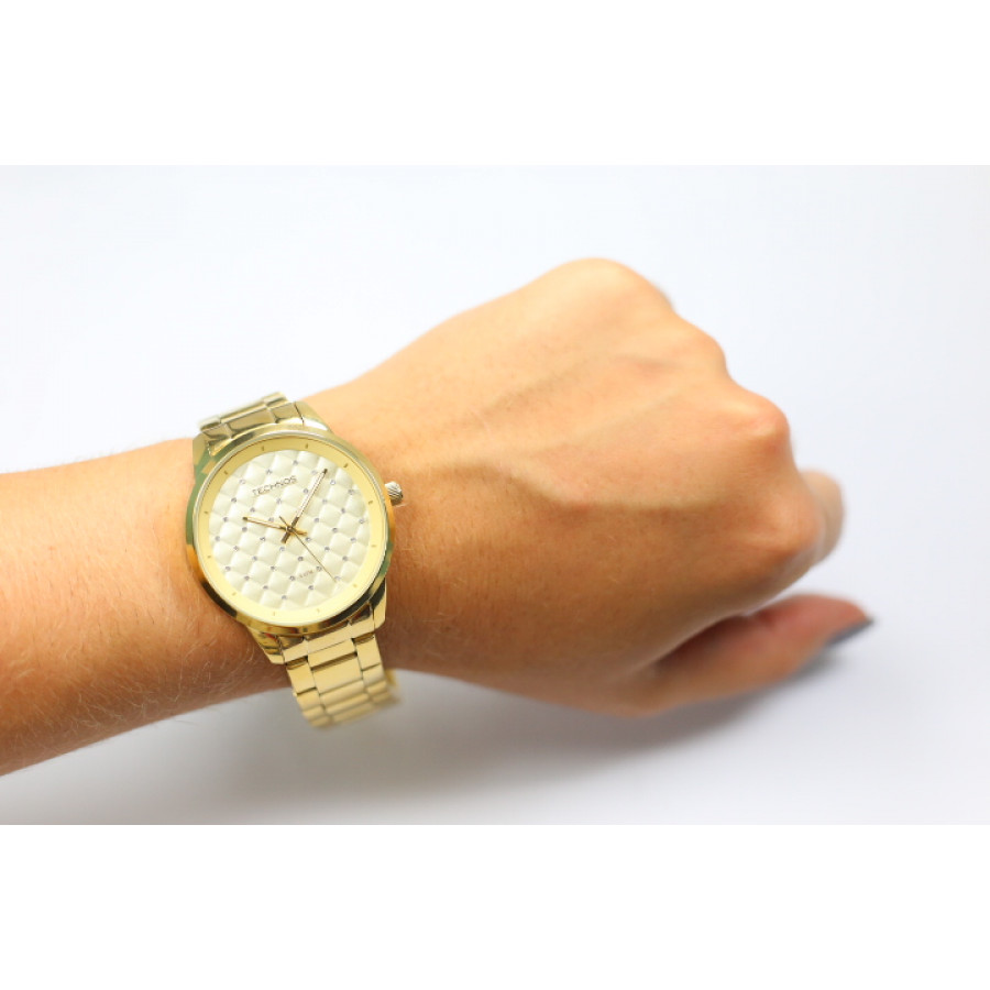 Relógio Technos Feminino Fashion Trend 2035LXU 4D 7e6be31fee