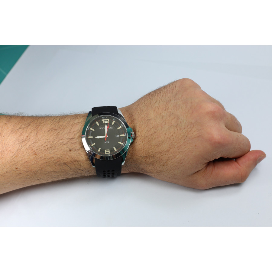 775aee9ee67 Relógio Technos Masculino Performance Racer 2315JB 8R com Pulseira ...