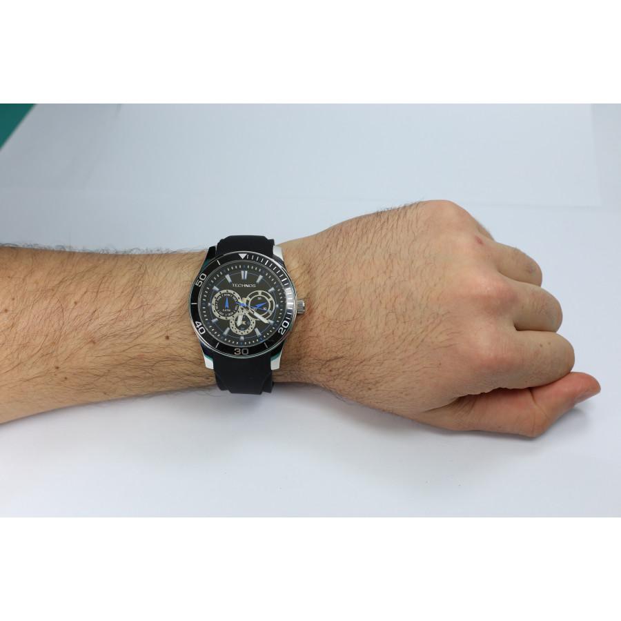 4656e2e015cdd Relógio Technos Masculino Performance Racer 6P29AIQ 8P