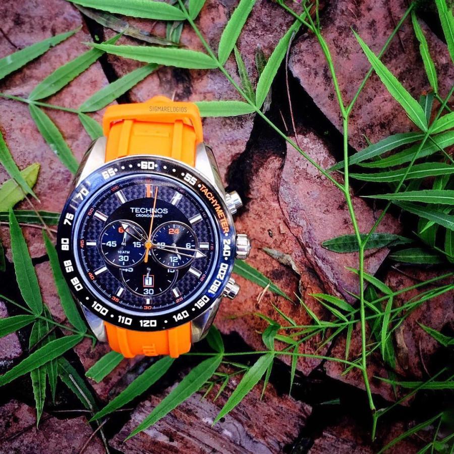 06efa6abbbe Relógio Technos Masculino Sports OS20HM 1P Troca pulseiras