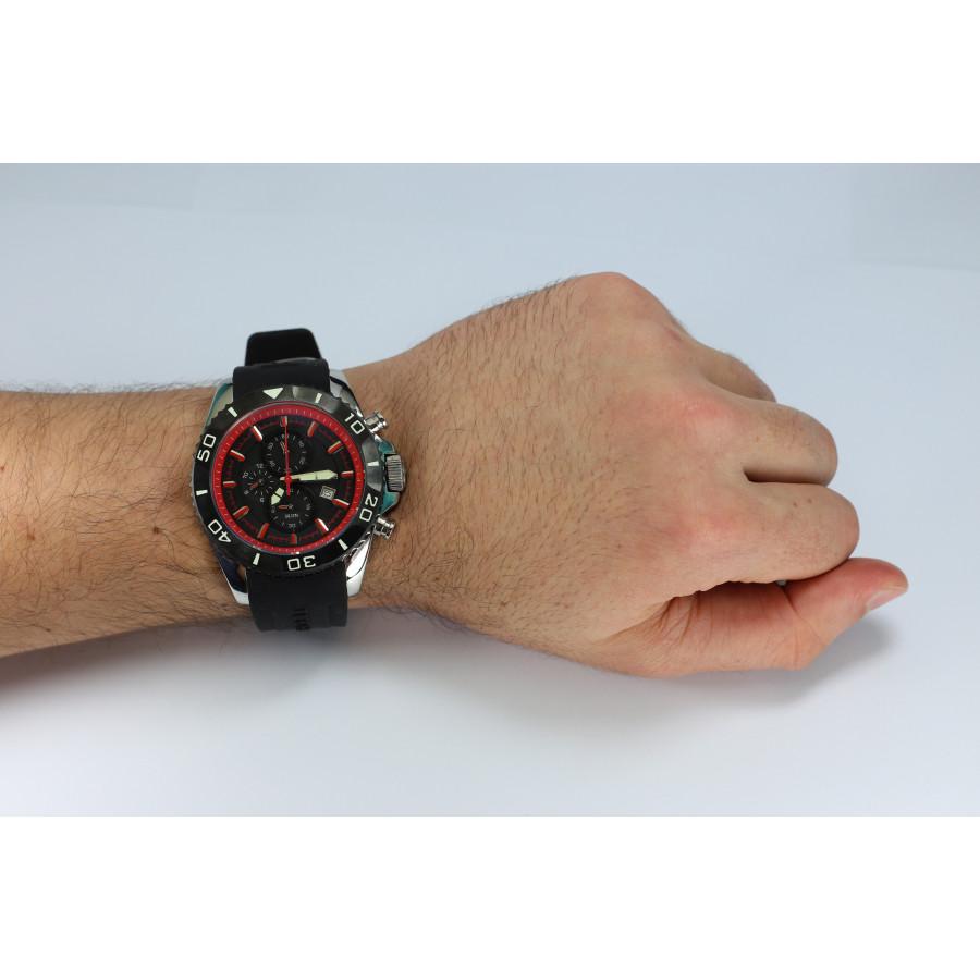 Relógio Technos Masculino Prateado Acqua OS10EP 8P com Pulseira de ... eb953bd032