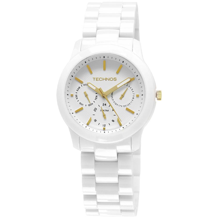 b2104025a65 Relógio Technos Multi-Função Feminino Bella 6P29YR 8B