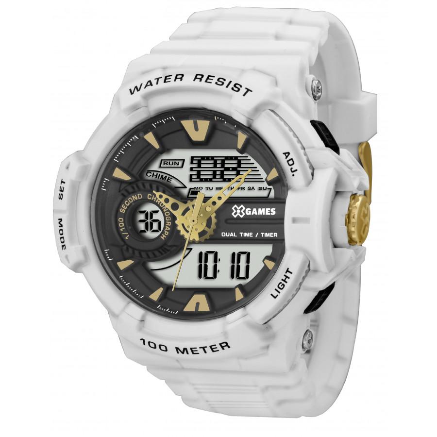 3731f1d15b4 Relógio X-Games Masculino Analógico e Digital XMPPA187BXBX