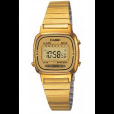 db486a61f563a Relógio Casio Dourado Vintage Digital LA670WGA9DFU