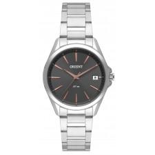 c999e0c74 Relógio Orient Feminino Prateado Analógico FBSS1141G1SX