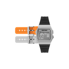 edf58331770 Kit Relógio Mormaii Digital + Duas Pulseiras MOJH02AG 8K