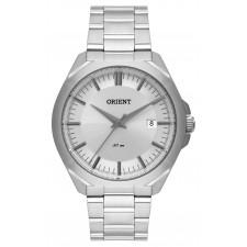 d1ac0e0e8 Relógio Orient Masculino Prateado Analógico MBSS1350S1SX