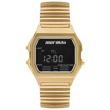 aa5189f6c492 Relógio Mormaii Feminino Dourado Digital MOJH02AU 4D. 10x deR  21