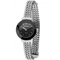 Relógio Technos Feminino Prateado Elegance Mini 5Y20IQ 1P 2f99d087a7