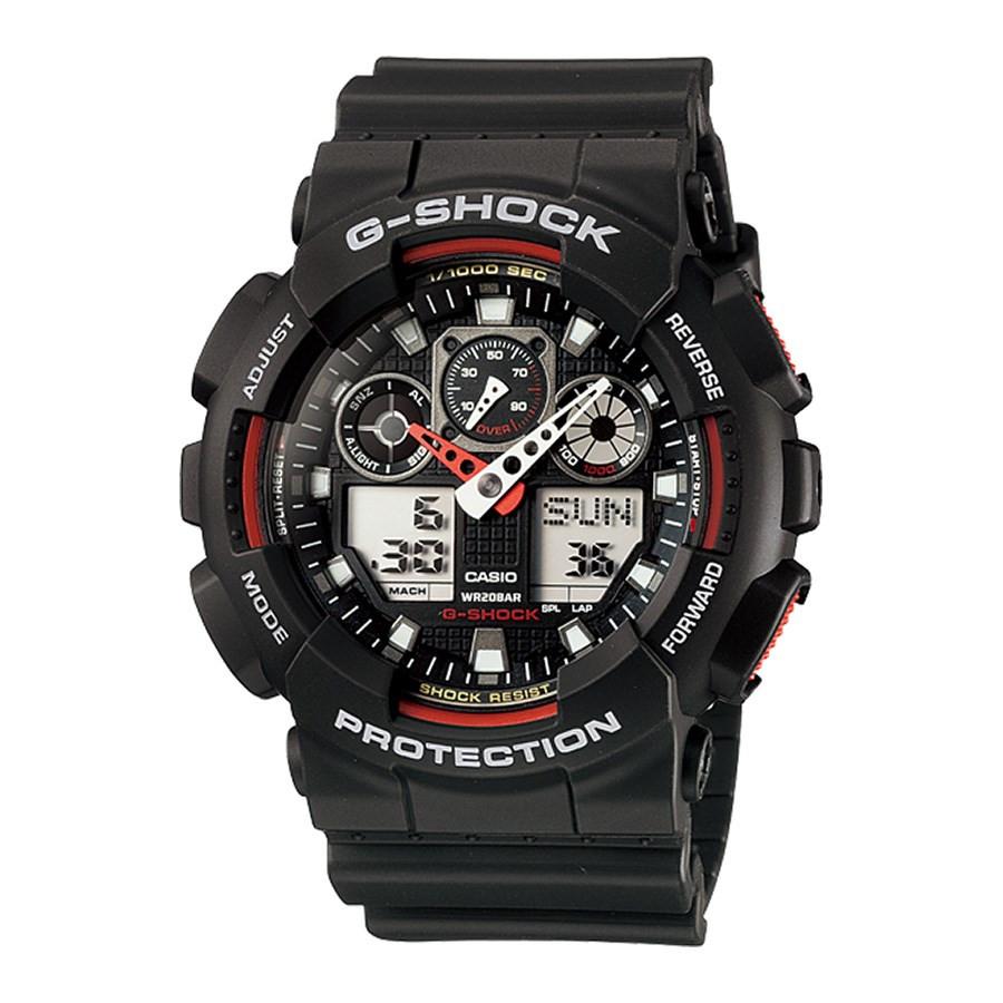 relogio-casio-g-shock-preto-vermelho-GA1001A4DR